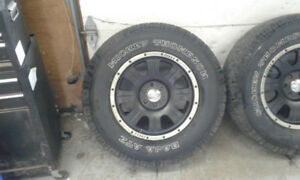 Eagle Off Road Alloy Wheels Mickey Thompson Tires
