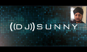 DJ SUNNY-DJ SERVICES (EXPERIENCED FOR FIVE YEARS)