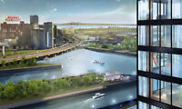 *District Griffin 1* seulement 4 condos disponible