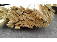 Timber New C24 pine 17ft long.