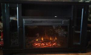 Kingwood Media Fireplace