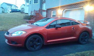 2009 Mitsubishi Eclipse GS Coupe (2 door) - Low Kms