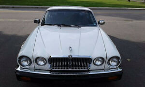 Jaguar XJ6 sovereign 1986