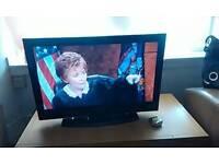 "38"" LCD colour tv"