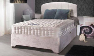 HUGE SALE ON NEW BRAND NAME MATTRESSES AND BOX SPRINGS