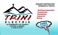 LICENSED MASTER ELECTRICAN (416-317-9710)