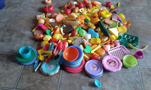 used play food and more