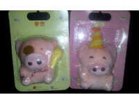McMUG McDull Soft toys From Hong Kong McDonald with Book New in Original packing