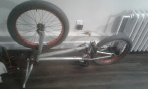 Subrosa bmx ok condition lots of newer parts