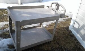 chariot utilitaire robuste