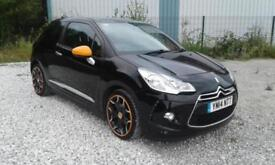 2014 CITROEN DS3 DSIGN BY BENEFIT HATCHBACK PETROL