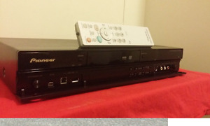 PIONEER DVR-550H-K  DVD Recorder-160 GB HDD+Remote