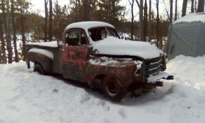 1952 Studebaker 2R5 Pickup trucks