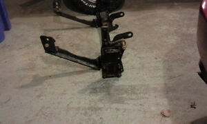 BOSS plow mount for Dodge attache pelle a neige boss