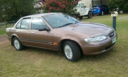 Ford Falcon Sapphire Dalby Dalby Area Preview