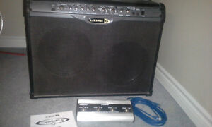 Line 6 Spider2 Guitar Amp (2 12 inch speakers)