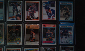 Hockey and other sports cards