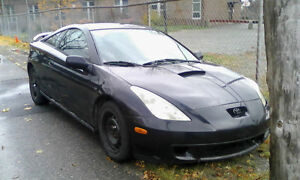Toyota Celica GT 2000 - parts car or fix timing chain issue? Oakville / Halton Region Toronto (GTA) image 1