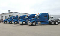 Long Haul Class 1 Drivers Required for Canada/US