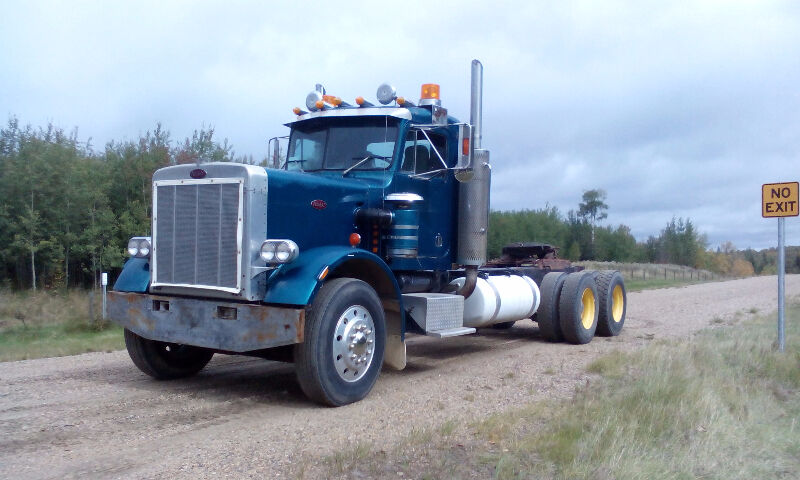 Kijiji Edmonton Heavy Trucks: 1976 Peterbilt For Sale Or Trade REDUCED!