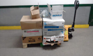 Electrical supply material - pot lights & ballasts