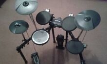 Roland TD-4K electronic drum kit with Kick Pedal Surry Hills Inner Sydney Preview