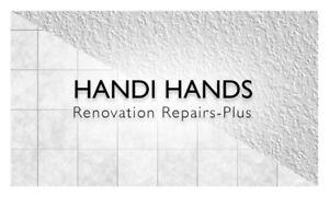 HANDYMAN,HOME IMPROVEMENTS REPAIRS