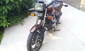 1982 Seca 750  Lots of upgrades.