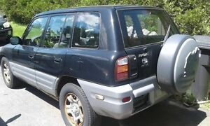 1999 Toyota RAV4 SUV for Salvage/Parts AS IS