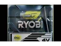Ryobi screwdriver