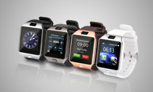Reduced DZ09 Smart Watches NEW BT compatible (c)