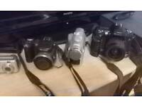 4x cameras CHEAP fujifilm finepix pro
