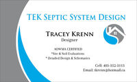 CERTIFIED Septic System Design