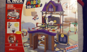 K'NEX Super Mario 3D Land Ghost House