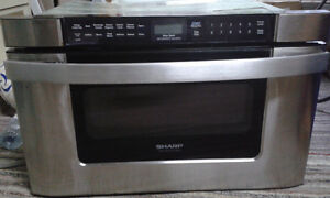 Sharp Microwave Cambridge Kitchener Area image 1