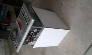 Table Saw with custom cabinet/stand with dust collector