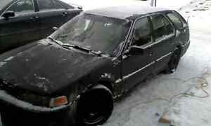 Looking for 91-93 accord wagon parts