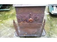 Vintage QUEBB Woodburner