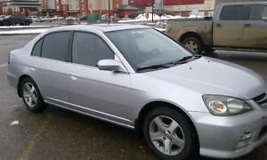 2005 Acura E.L 1.7L 275,000 kms $2300