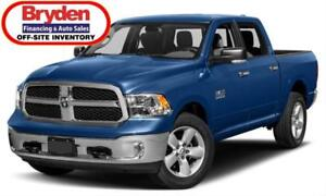 2018 RAM 1500 SLT / 5.7L V8 Hemi / Auto / 4x4 **Nearly New**