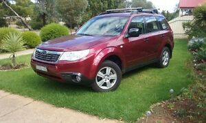 2010 Subaru Forester Wagon -LOW KMS- IMMACULATE COND - LIKE NEW Ingle Farm Salisbury Area Preview