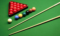 Snooker in the Carleton County Area