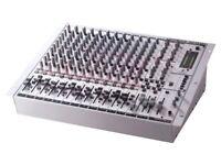 Beringer eurorack studio mixer