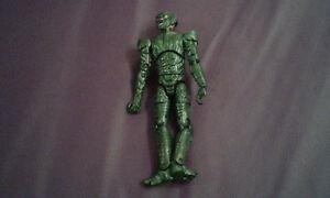 Green Gobblin Spider-Man toy