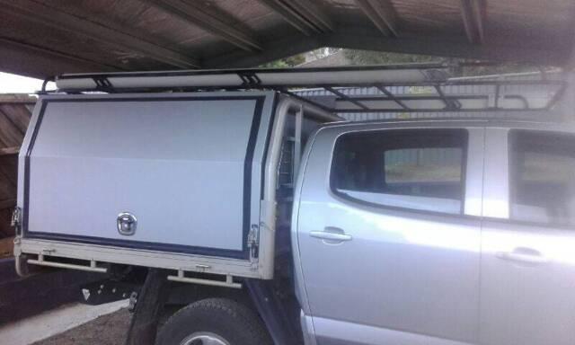 Service body (canopy) for Holden Colorado ute - lockable sealed | Auto Body parts | Gumtree Australia Baw Baw Area - Warragul | 1174374782 & Service body (canopy) for Holden Colorado ute - lockable sealed ...