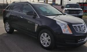 2016 Cadillac SRX LUXURY COLLECTION - AWD FULLY LOADED
