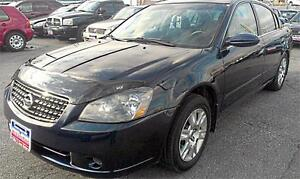 2006 NISSAN ALTIMA 2.5S /125k/ONE OWNER !!!/Accident Free !!!
