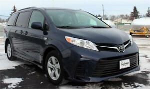 2018 Toyota Sienna LE FWD