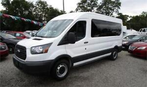 2017 Ford Transit 15 Passenger Wagon ***30 Vans In Stock***