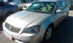 2006 NISSAN ALTIMA 2.5S / 4CYL / AUTOMATIC / Only 161k !!!